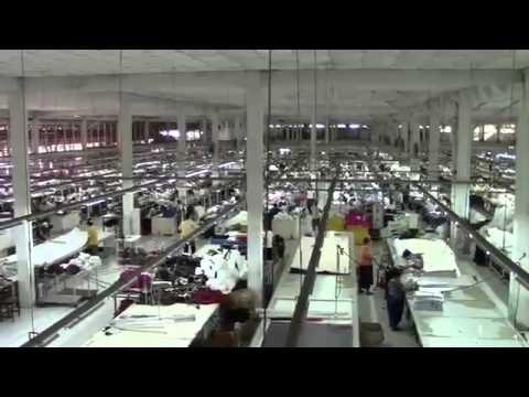 Thực tập sinh làm việc tại nhà máy may Nhật Bản