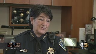 San Mateo Police Chief Announces Pending Retirement In December