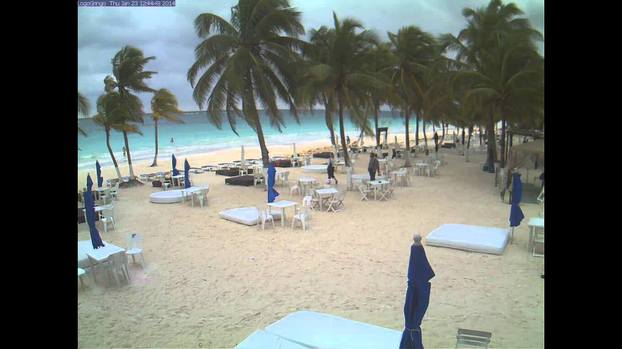 2017 01 23 El Paraiso Beach Club In Tulum Mexico