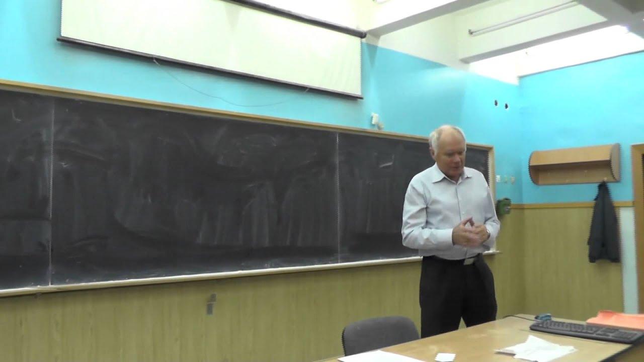 Квантовая электродинамика. Профессор В. С. Фадин. Лекция 9.