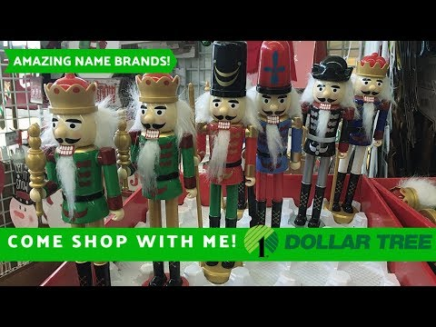 SHOP WITH ME AT DOLLAR TREE 🌳 (AMAZING NEW FINDS 2019) DOLLAR TREE HAUL