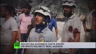 They dont care about us: Syrians on White Helmets true agenda