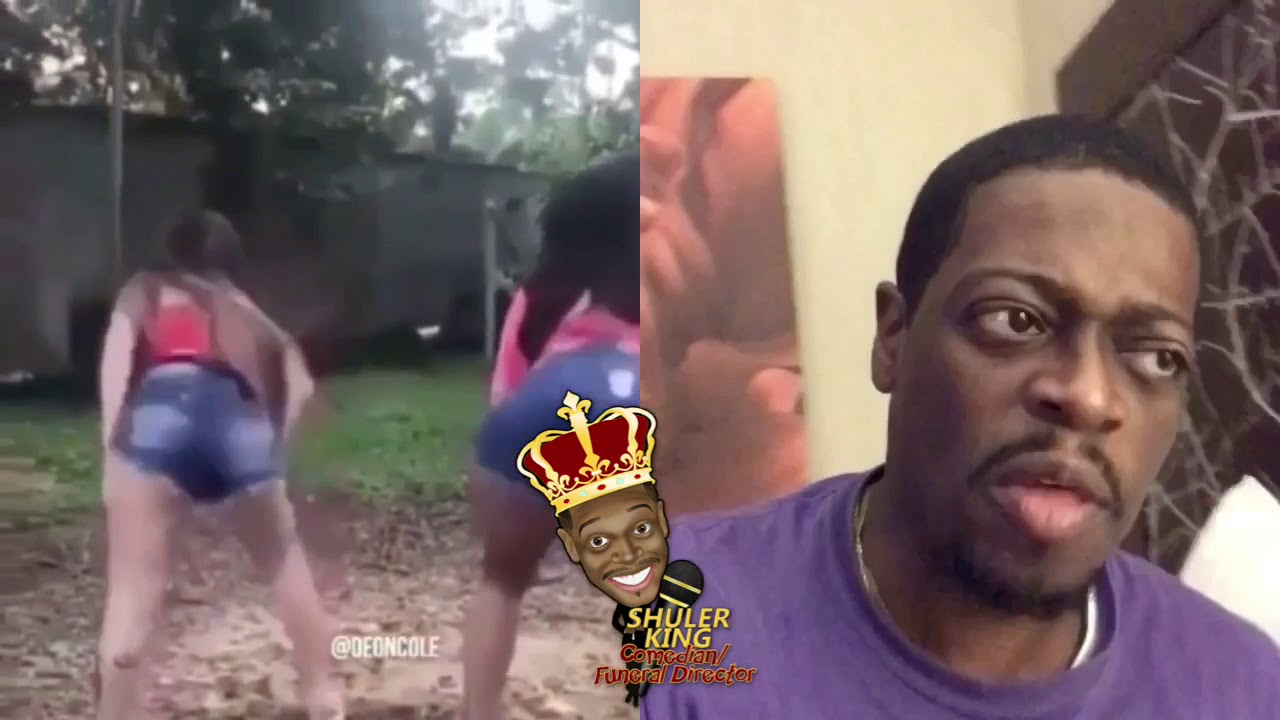 Shuler King - Everybody CANT Twerk!!!
