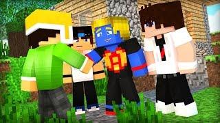 Minecraft: FAZENDO NOVOS AMIGOS ‹ MORANDO SOZINHO › #04