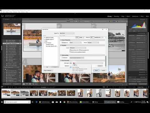 how to convert raw image to jpeg in lightroom