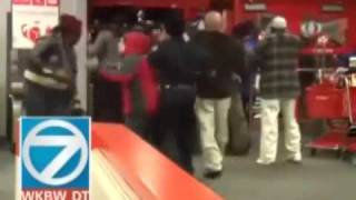 Buffalo, NY Black Friday Target Riot - Hundreds led to the Slaughter!