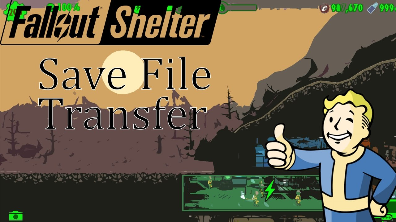steam fallout shelter save file