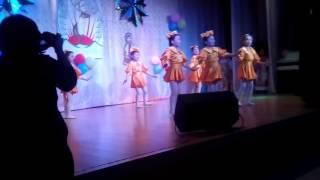 Танец 2 весёлых гуся
