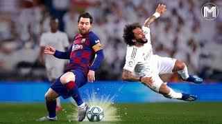 Lionel Messi vs Physique