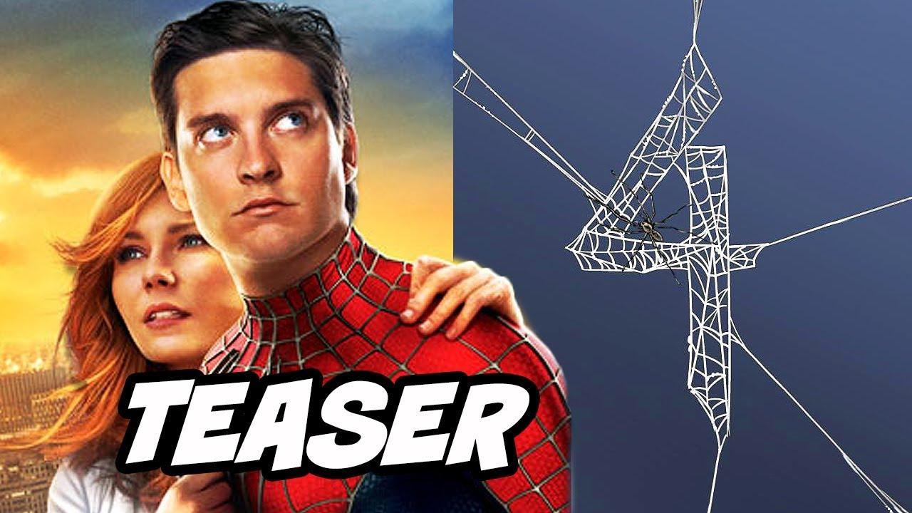 Spider-Man 4 Teaser - ...