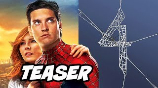 Spider-Man 4 Teaser - Marvel Mystery and Cancelled Spider-Man 4 Movie Plot Explained