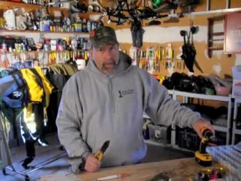 DJ Muller Loading A Super Strike Needle Fish