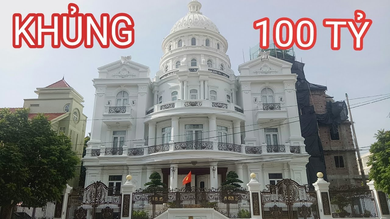 QUÁ CHOÁNG NGỢP BIỆT THỰ KHỦNG 100 TỶ Bộ Bàn Ghế Gỗ Nu 2 Tỷ