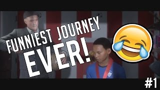FUNNIEST JOURNEY EVER!!! | Fifa 17 Funny Moments | #1