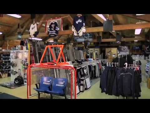 "Gunn's Sport Shop - ""Hockey Experts"""