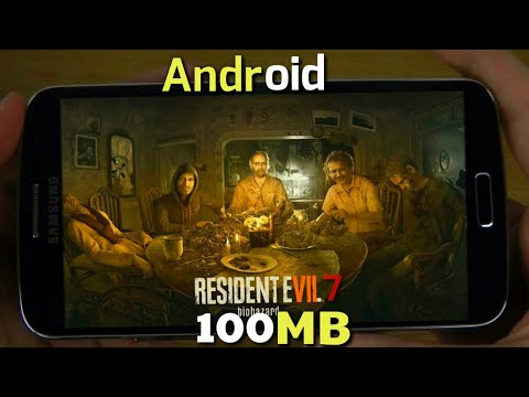 (100mb) Resident Evil 7 Android Download Offline Game 2019