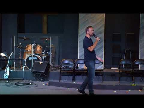 Pastor Chuck Ammons 6/3/18