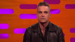 Robbie Williams Handjob Story (Graham Norton Show)