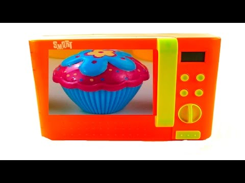 microwave just like home toy appliances surprise toys mini c