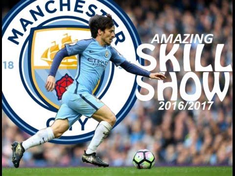 David Silva - Amazing Skills, Assists, Goals, All Season 2016/2017 Part 1