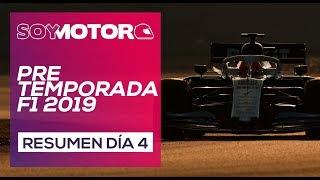 F1 2019 Test Barcelona, día 4 - Resumen jornada