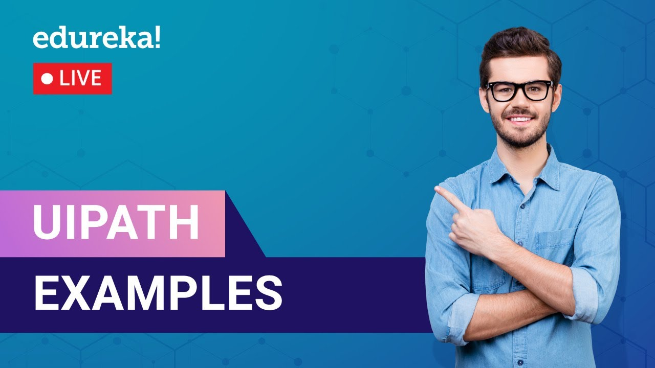 UiPath Examples | RPA UiPath Real Life Examples