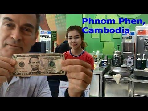Spend U. S. money in Cambodia