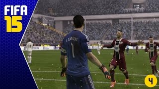 FIFA 15 | КАРЬЕРА ЗА REAL MADRID #4 Thumbnail