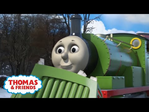 Meet The Steam Team: Percy | Thomas & Friends