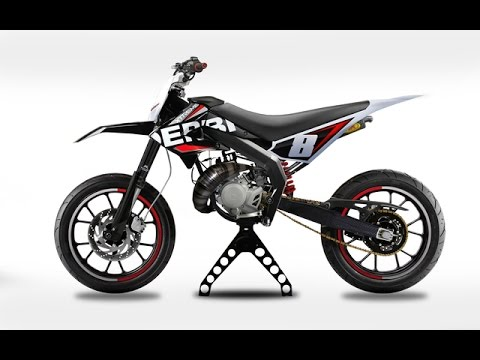 Derbi 50cc Supermoto Tuning