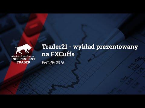 Trader21 - wykład prezentowany na FX Cuffs