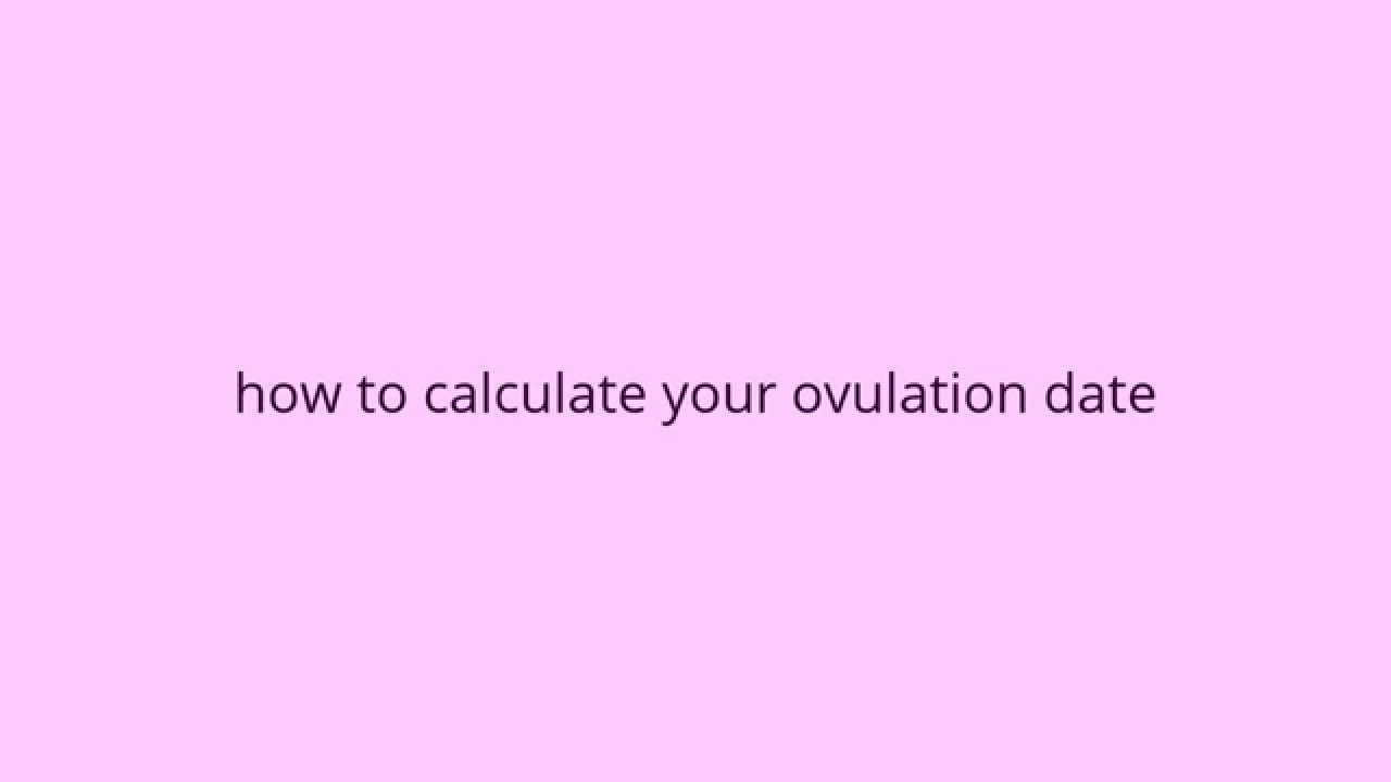 Calculate your ovulation cyclelearn the symptoms to figure out calculate your ovulation cyclelearn the symptoms to figure out when youre ovulating voltagebd Choice Image
