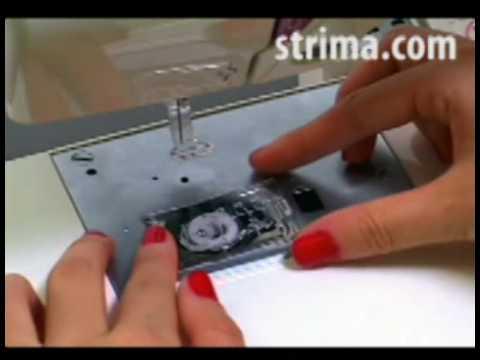 Janome 350e Part 7 Care And Maintenance Youtube