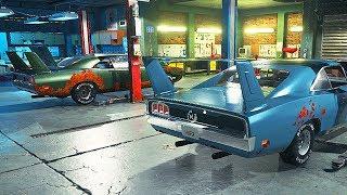 Car Mechanic Simulator 2018 - МОИ ПРОПАВШИЕ МАШИНЫ В САРАЕ!