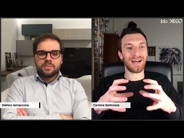 Leica Talk con Carmine Benincasa