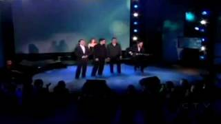 The Canadian Tenors  - Hallelujah (Ft. Celine Dion)