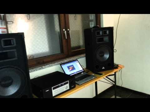 how to clean jvc r-s77 with deoxit