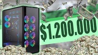 El PRESUPUESTO de PC GAMER mas CARO del MUNDO! (+$1200000 ARS)
