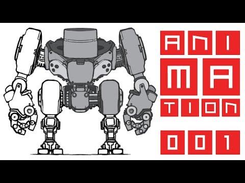 2D skeletal animation - Mech H16