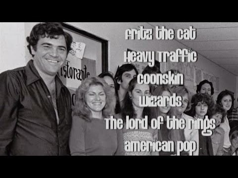 Master of Cinema - Ralph Bakshi