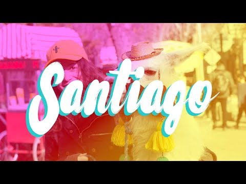 HYPE TAKES SANTIAGO – Travel vlog