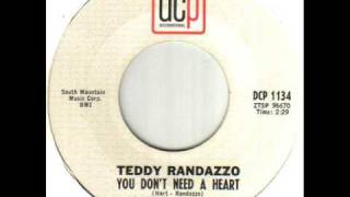 Teddy Randazzo You Don