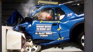 1999 Small SUV crash tests