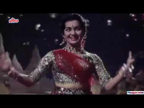 Raat Ka Sama Jhoome Chandrama, Asha Parekh, Lata Mangeshkar, Ziddi Song Rk312475naagar@gmail  com
