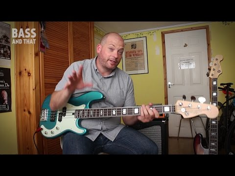 Review: Maruszczyk Jake basses