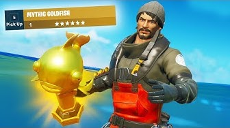 We Found a MYTHIC GOLDFISH! (0.000001% chance)