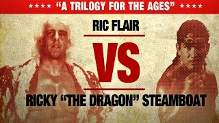 "WWE Network: Ric Flair and Ricky ""The Dragon"" Steamboat"
