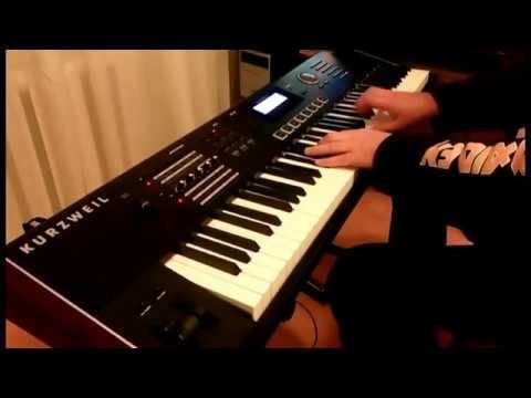 Андрей Морозов  Affirmation keyboard solo  Kurzweil pc3le7