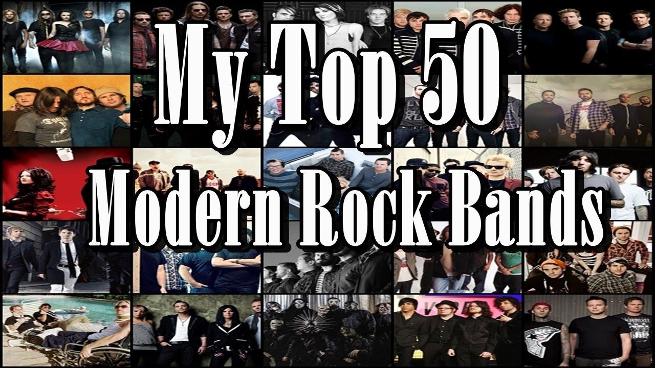 top 50 rock band - photo #35