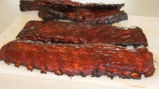 3-2-1 Spare Ribs Method Explained